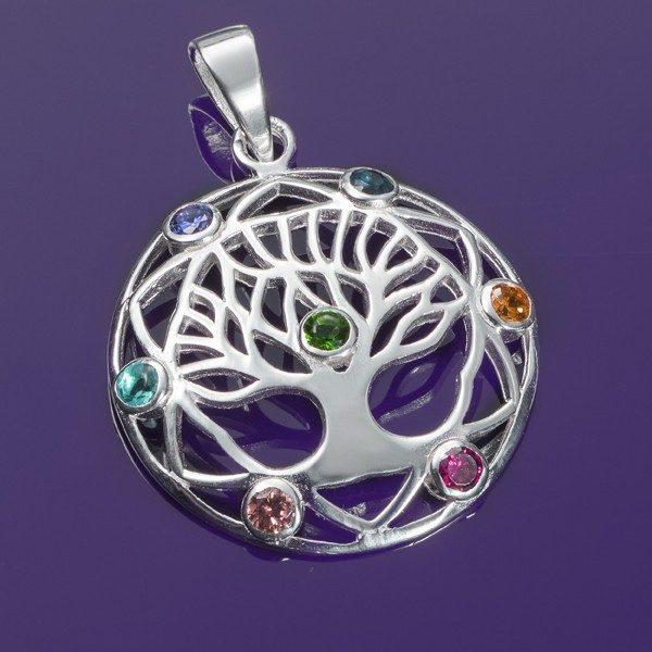 árbol de la vida chakras