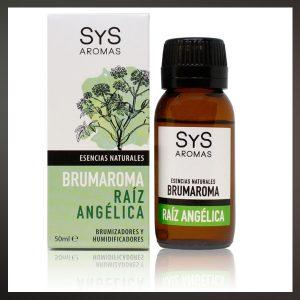 Aceite esencial Raiz Angélica