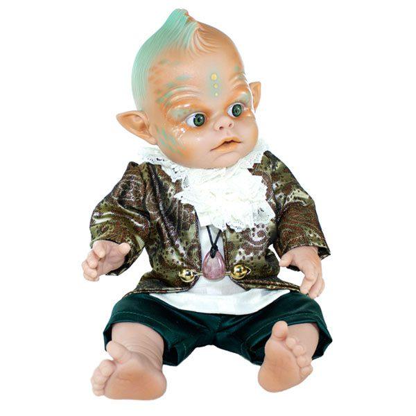 bebé elfo imagin